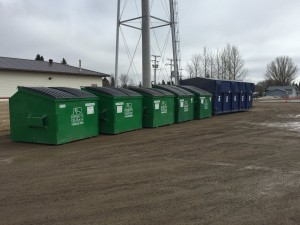 recycling redvers