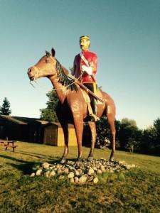Horse & Mountie